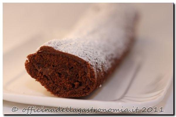 Rotolo al Cacao con Nutella