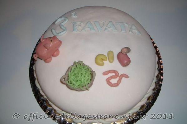 Torta per Favata