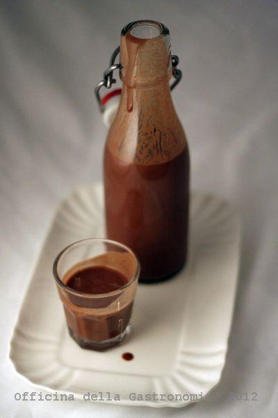 Liquore Cremoso al Cioccolato