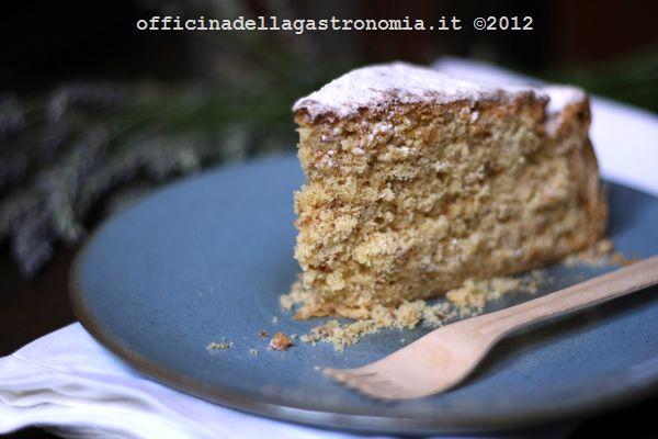 Torta alle Mandorle di Giorgia (o Torta Russa)