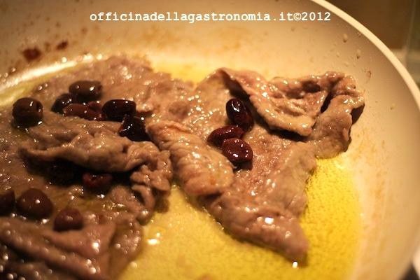 arista limone ed olive taggiasche