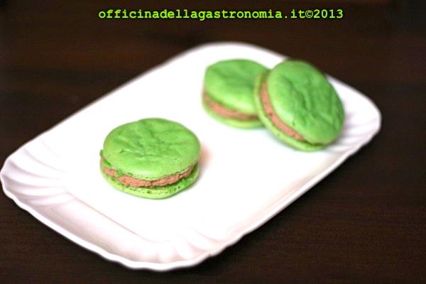 Macarons (ricetta di Maurizio Santin)