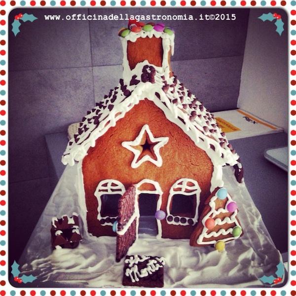 La Casetta di Pan di Spezie (Gingerbread House)