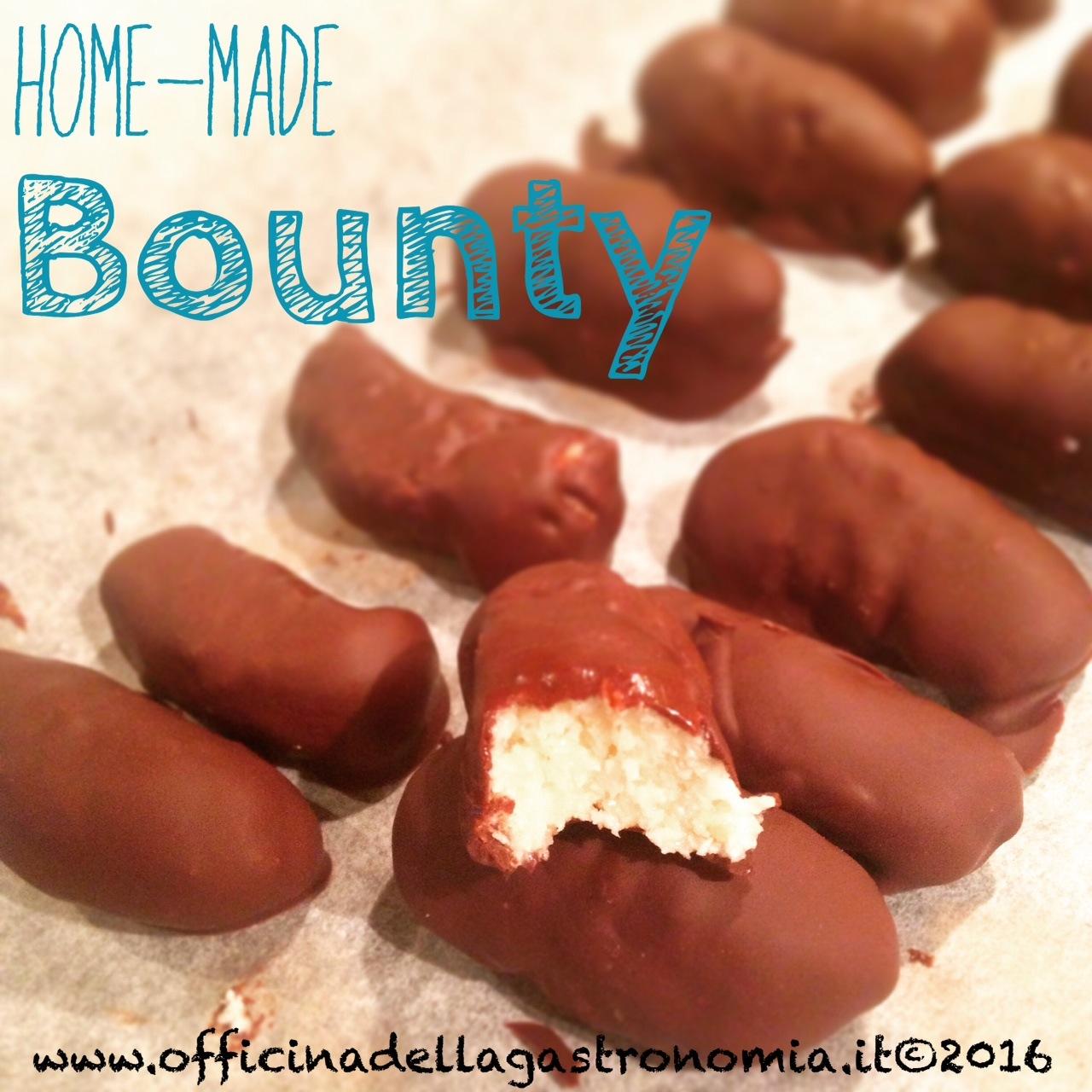 Cioccolatini al Cocco (simil Bounty)