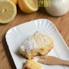 Minicakes yogurt greco e limone
