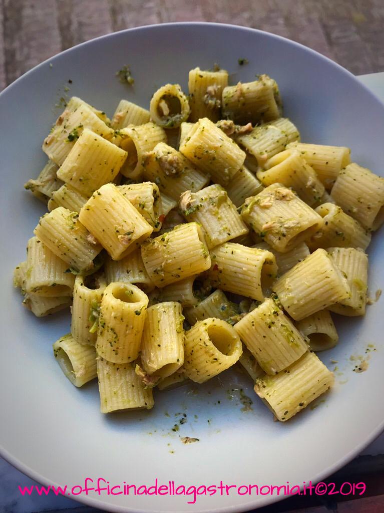Pasta Broccoli e Tonno