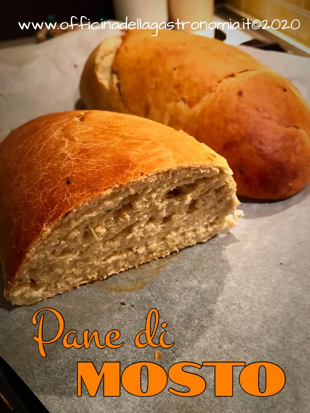 Pane di Mosto (secondo round)